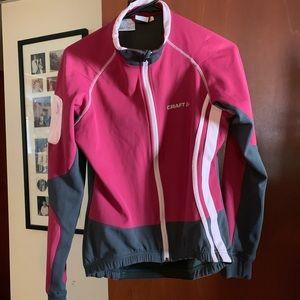Craft cycling jacket